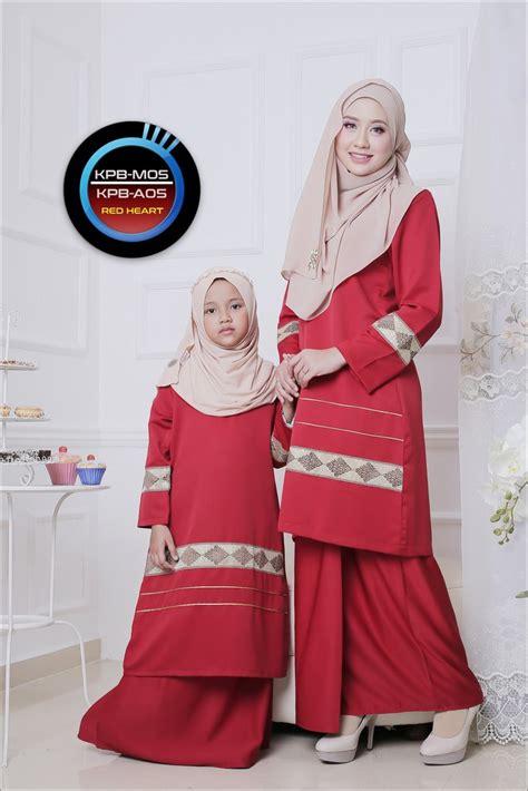 Baju Kurung Raya Sedondon busana muslimah