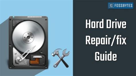 Repair Harddisk how to repair a corrupted drive and fix my storage disk the xbuzz