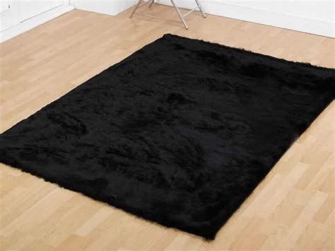 rugs black give a neutral look to your floor with black and white rug rugsworld