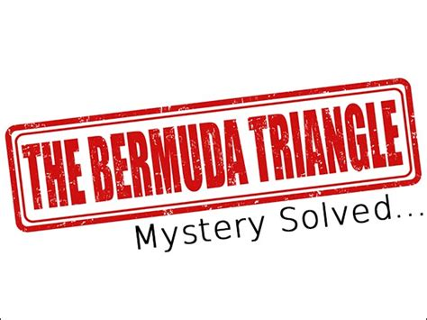 the bermuda triangle mystery solved the bermuda triangle mystery is finally solved boldsky com