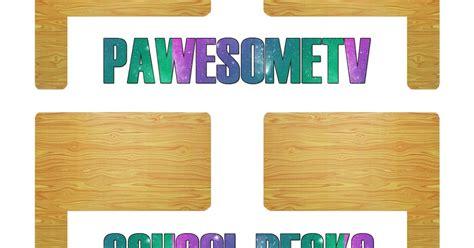 diy free pawesometv diy free printables pawesome tv