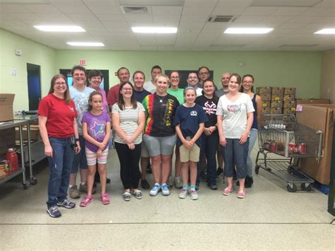 Forney Food Pantry by Accounting Firm Volunteers At Food Bank Of Delaware To