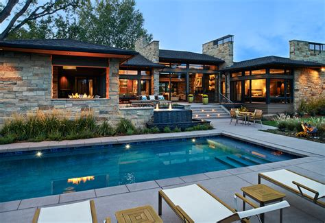home design denver colorado contemporary contemporary pool denver by custom homes