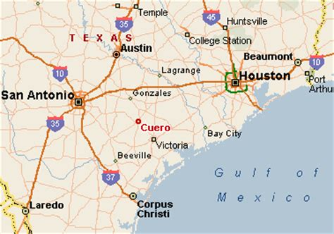 where is cuero texas on a texas map cuero tx pictures posters news and on your pursuit hobbies interests and worries