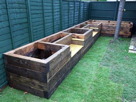Cheap Garden Sleepers best 25 railway sleepers garden ideas on