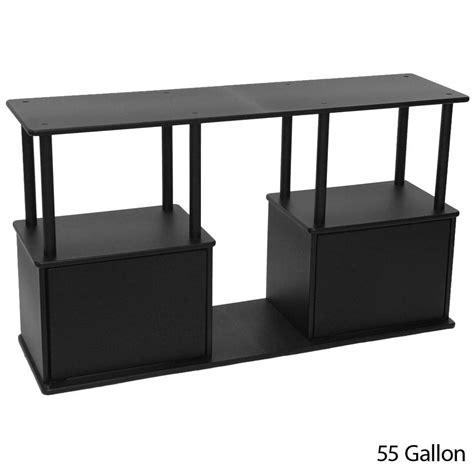 55 Gallon Stand cheap 55 gallon aquarium with stand interior d 233 cor