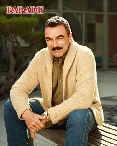 Im Looking For The Sweater Tom Selleck Wears In This | tom selleck photo shoot
