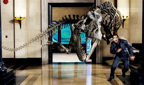 powered by smf smithsonian museum image cooldinosaurs night at the museum rexy jpg night