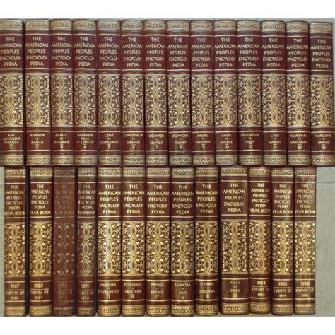 libreria giulio cesare the american peoples encyclopedia libreria antiquaria