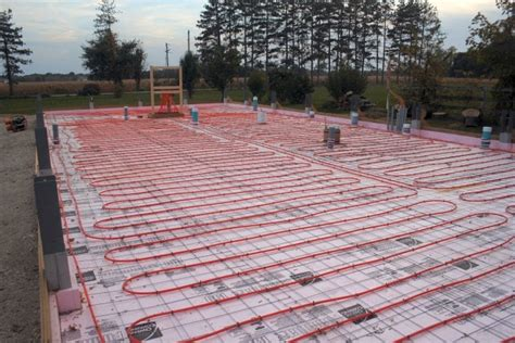 Pex Tubing Floor Layout by Nokw Make Woodworking Shop Layout Details