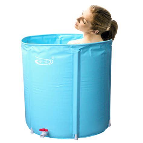 folding bathtub for adults thickening 70 folding tub inflatable bathtub adult bathtub