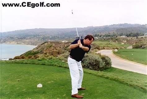 too steep golf swing the steep downswing can be a killer