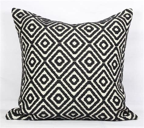 16 x 48 black bohemian bedding kilim pillow cover long bed pillow king beddi pillows black throw pillows 18x18 boho pillow case bed black