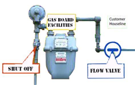 gas meter diagram are gas leaks really a plumbing emergency