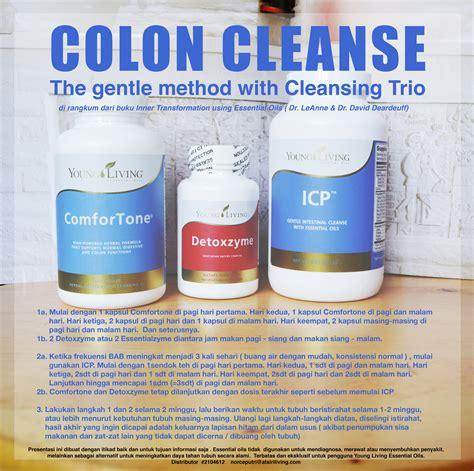 Detox Trio Colon Cleanse by Mengapa Perlu Colon Cleanse Atsiri Living