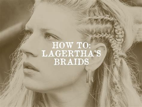 How To Braid Marel | lagertha hair it s awesome maybe this summer so i