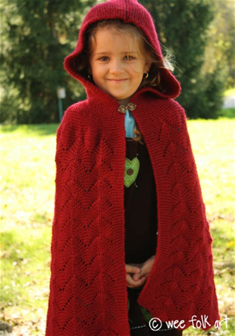 free pattern red riding hood cape little red riding hood cape 187 wee folk art