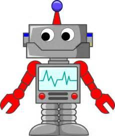 Robot clipart image cartoon robot image cliparting com