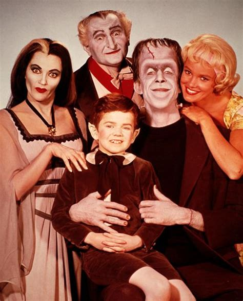 munsters in color the booksteve channel the munsters in color