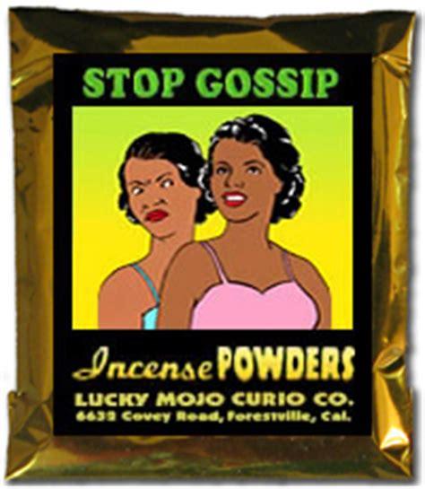 how to use stop gossip oil stop gossip spiritual supplies for hoodoo rootwork