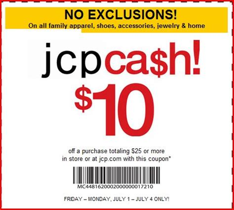 printable jcpenney coupons april 2015 jcpenney printable coupon july 2015 2017 2018 best