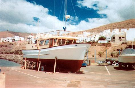 boats for sale hamble river litton 12m trawler yacht 1980 yacht boat for sale in