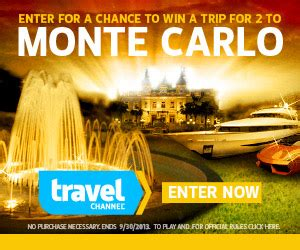 Travel Channel Sweepstakes Trip Of A Lifetime - travel channel sweepstakes