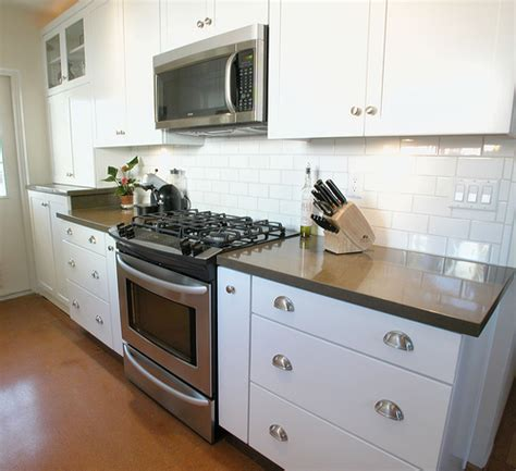 are white glazed cabinets out of style historic kitchen this remodeled kitchen retains the