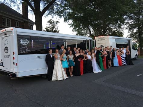 Prom Limo by 2018 Prom Limo Nc Silverfox Limos