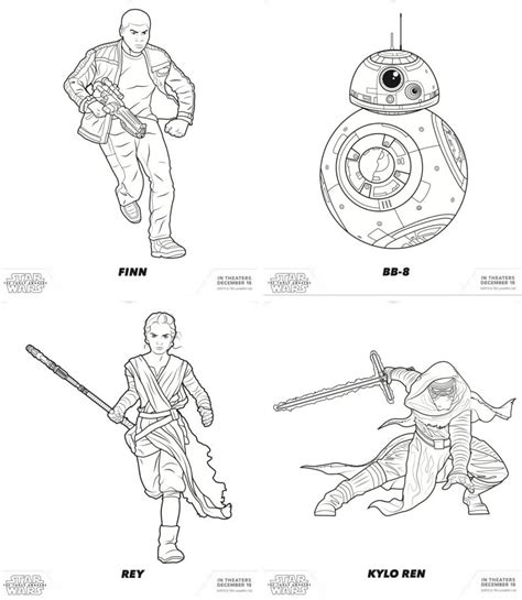lego bb 8 coloring page star wars coloring pages bb8 coloring pages