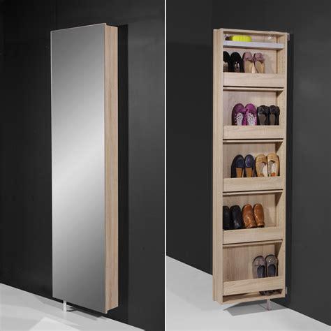 Ikea Badezimmer Drehschrank by Schuhschrank Mit Spiegel Haus Ideen