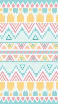 printed wallpapers tribal print background backgrounds pinterest