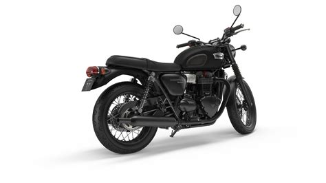 Motorrad Triumph Bonneville T100 by Motorrad Occasion Triumph Bonneville T100 Black Kaufen