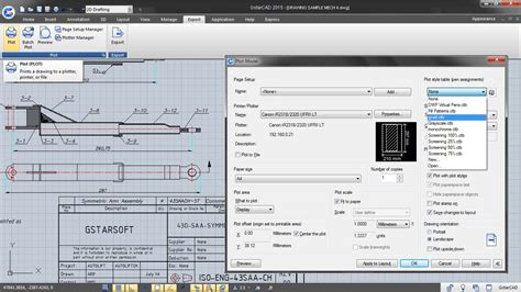 pictures hairstyle with plot gstarcad 2015 features reliable and affordable cad
