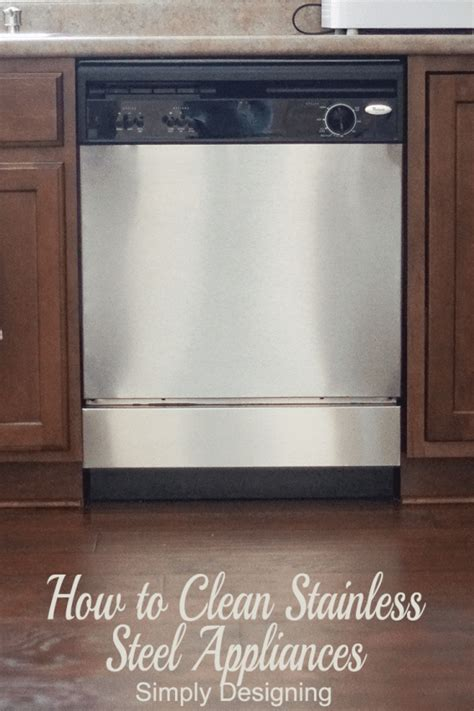 how to polish stainless steel how to clean your stainless steel kitchen appliances