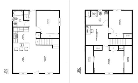 20 x 20 house floor plans home deco plans cabin floor plans 20 x 24 home deco plans