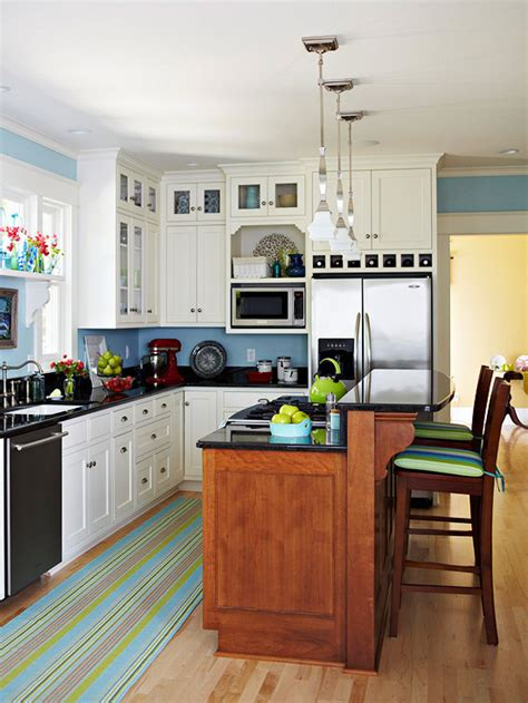 l kitchen with island layout remodelaholic popular kitchen layouts and how to use them