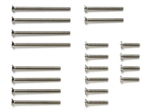 stainless steel countersunk set 10 12 20 25 30mm