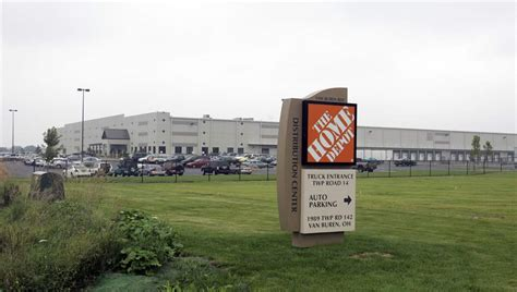 home depot may build warehouse in wood county the blade