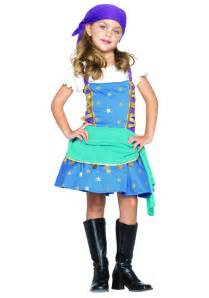 gypsy halloween costume for kids child gypsy costume