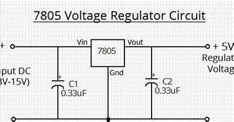 voltage regulator circuit diagram super circuit diagram