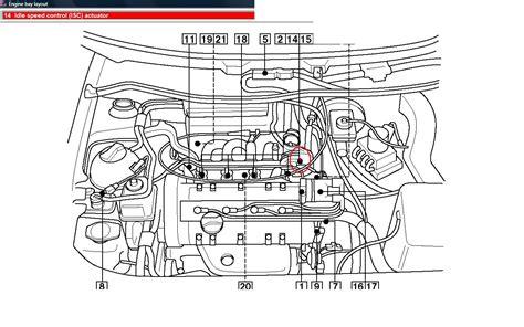2000 vw cabrio engine diagram 2000 free engine image for