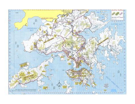 hong kong map hong kong map detailed city and metro maps of hong kong