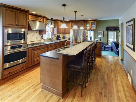 kitchen island wall kitchen island design ideas photos and descriptions