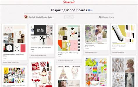 web layout pinterest web design mood boards on pinterest