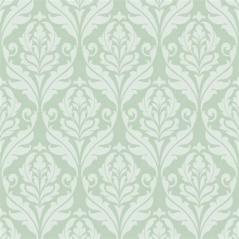 repeat pattern wall stencil reusable wall stencil floral damask repeat pattern available