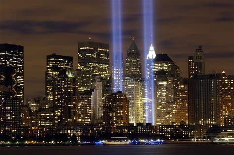 world trade center 8x12 photo ground zero 911 wtc lights