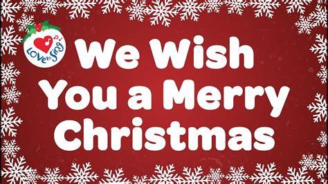 merry christmas  lyrics christmas carol song kids love  sing chords chordify
