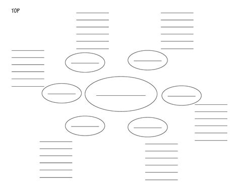 tree graphic organizer template template tree map graphic organizer template printable
