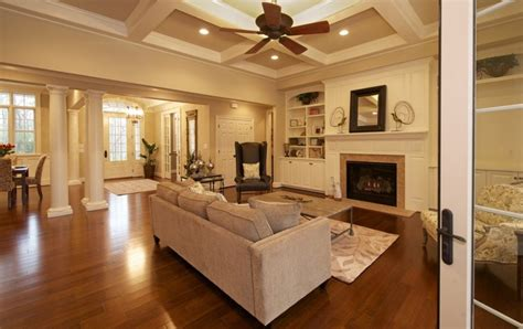 living room and kitchen open floor plan 11 reasons against an open kitchen floor plan